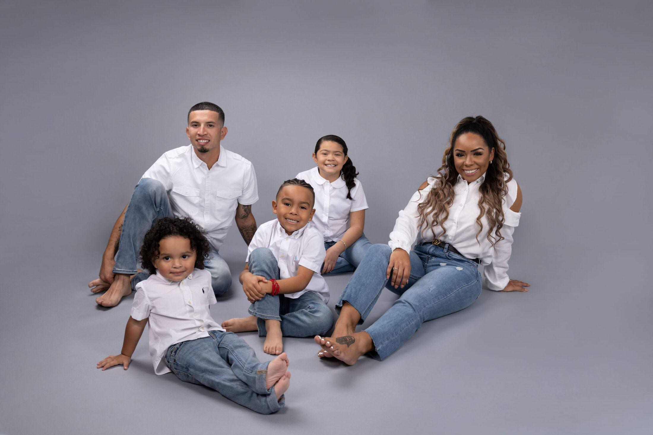 Villarreal Family1674
